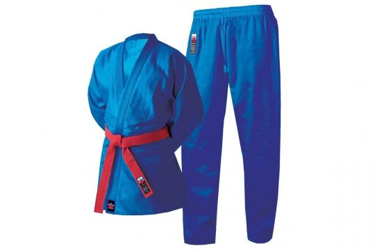 Giko Judo Suit Uniform - Bleu