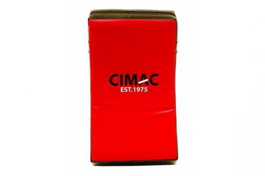 T-Sport Extra Large Curved Strike Shield - Red / Black | Equipment | Fight Equipment UK