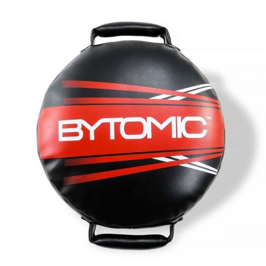 Bytomic Axis Punch Cushion - Black / Red