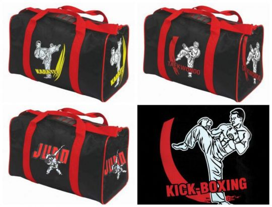 Cimac Karate Motif Holdall | Clothing | Fight Equipment UK