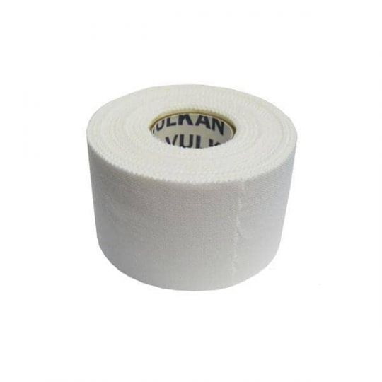 Vulcan Medi Zinc Oxide Tape 1.25CM x 13.7M | Equipment | Fight Equipment UK