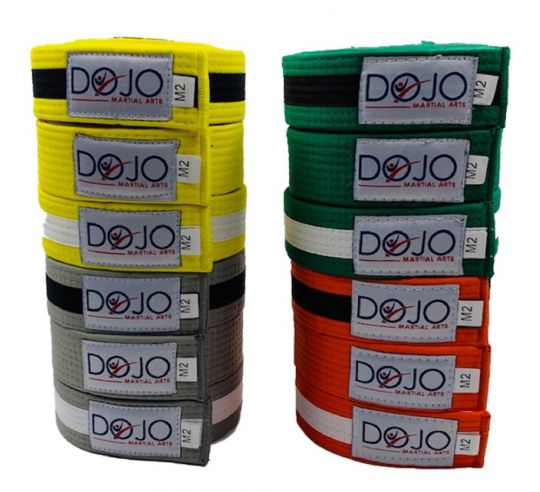 Dojo Kids Lightweight BJJ Belt