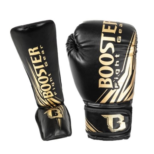 Booster Kids Champion Bundle - Black/Gold