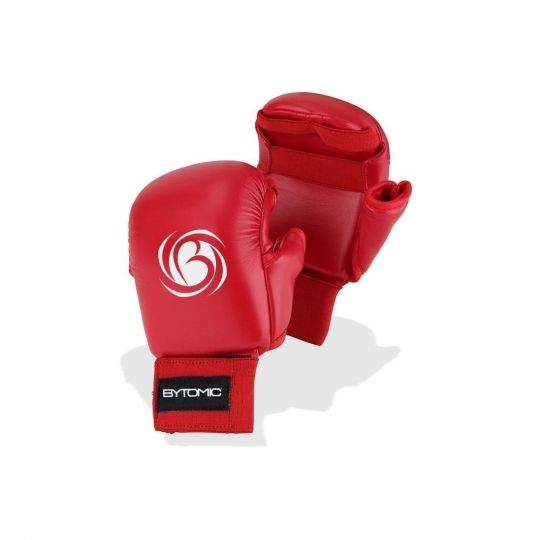Bytomic Tournament Karate Mitt With Thumb - Rouge