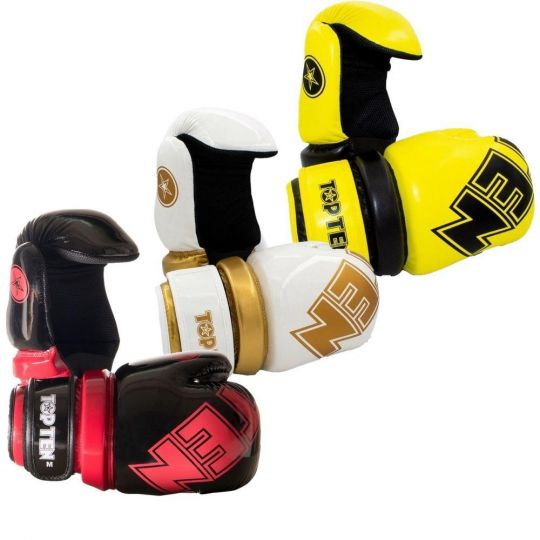 Top Ten Glossy WAKO Pointfighter Gloves