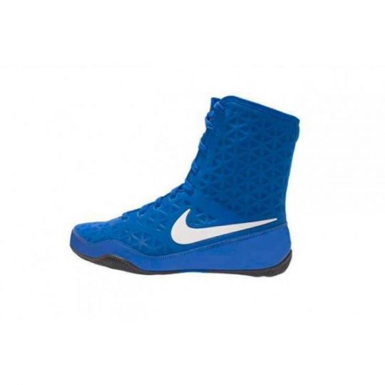 Nike KO Boxing Boots - Royal Blue