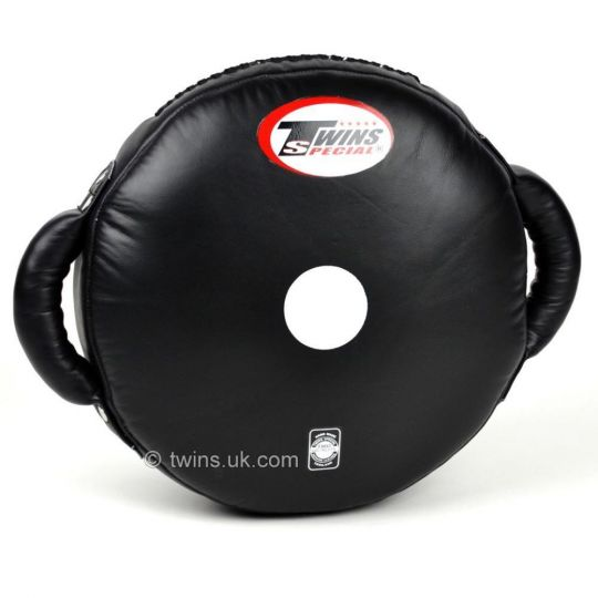 Twins Heavy Leather Punching Cushion