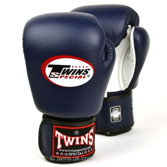 Twins Air Flow Boxing Gloves - Navy