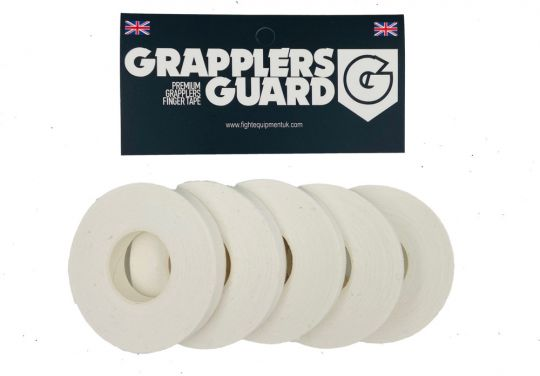 Grapplers Guard Premium Finger Tape - 5 x 10m Rolls