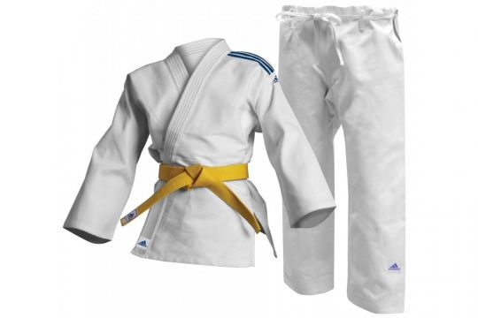 Adidas Kids Judo Uniform - 350g | Clothing | Fight Equipment UK