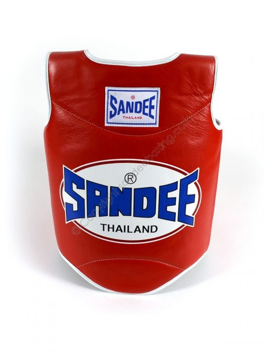 Sandee Body Shield - Red