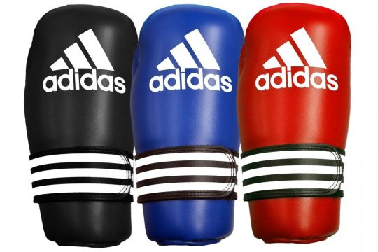 Adidas Semi Contact Gants Pro - Bleu ou Rouge ITF