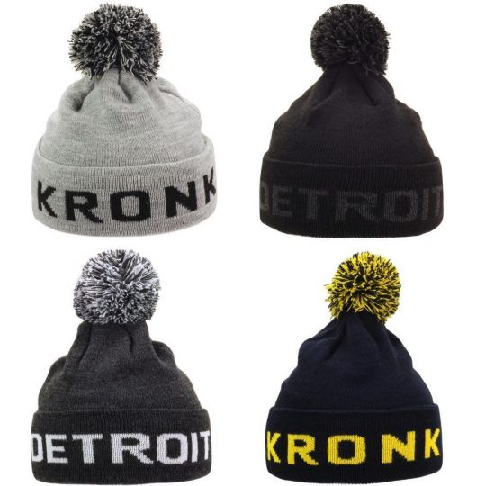 Kronk Detroit Bobble Hat