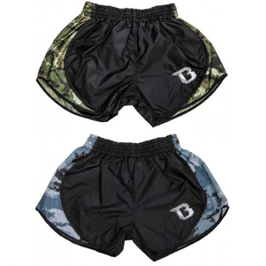 Short de Muay Thai Booster Retro Hybrid Camo