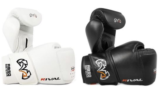 Rival Intelli-Shock Compact Bag Gloves