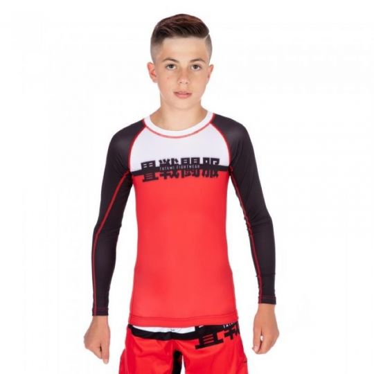Tatami Kids Super BJJ Rash Guard