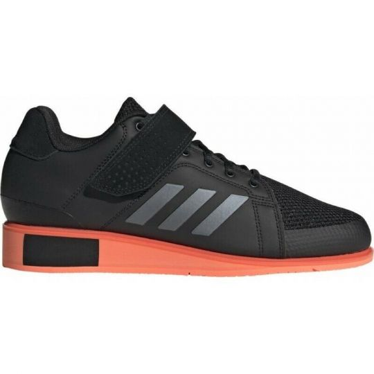Bottes Haltérophilie Adidas Power Perfect III - Black Coral