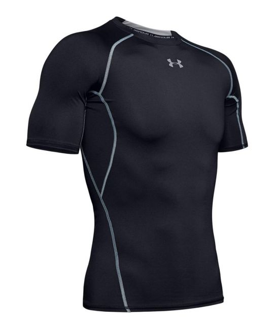 Under Armour Heat Gear Short Sleeve Compression Top