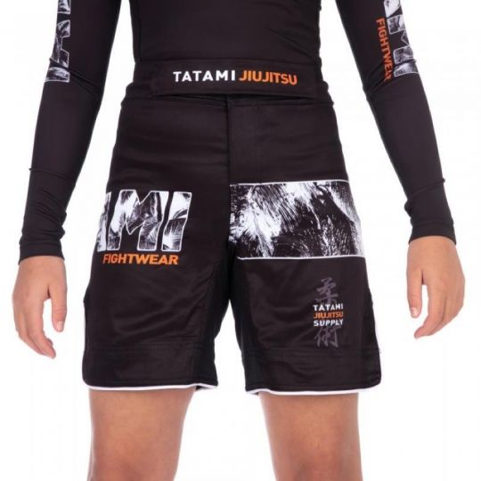 Short Tatami Tropic BJJ Enfant