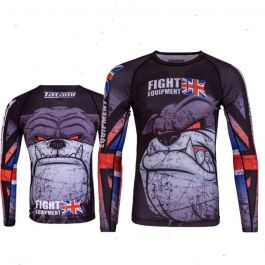 Tatami Édition Limitée Bulldog Rash Guard Youth