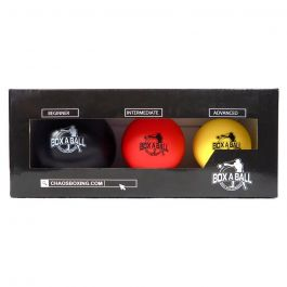 Box A Ball Reflex Trainer - Lot de trois