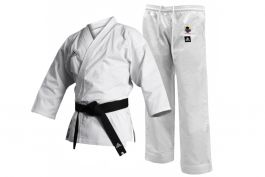 Adidas Kids Club Karate Uniform - WKF approuvé