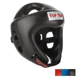 Top Ten FIGHT Headguard (Olympia) - Noir